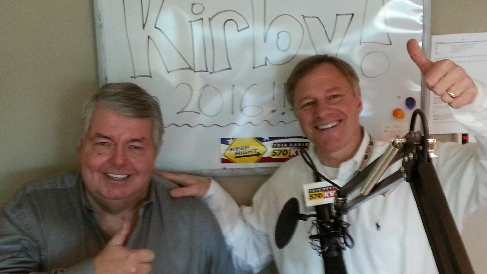 Kirby & Carlson Feb. 1--9am hour